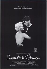Dance with a Stranger - 43 x 62 Movie Poster - Bus Shelter Style A
