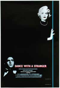 Dance with a Stranger - 30 x 40 Movie Poster UK - Style B