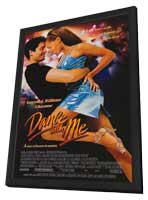 Dance with Me - 27 x 40 Movie Poster - Style A - in Deluxe Wood Frame