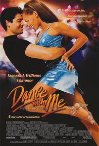 Dance with Me - 43 x 62 Movie Poster - Bus Shelter Style A
