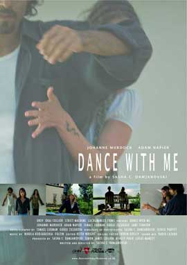 Dance with Me - 11 x 17 Movie Poster - UK Style A