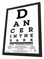 Dancer in the Dark - 27 x 40 Movie Poster - Style A - in Deluxe Wood Frame
