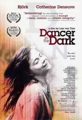 Dancer in the Dark - 11 x 17 Movie Poster - Style B