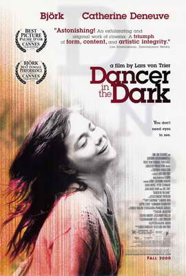 Dancer in the Dark - 27 x 40 Movie Poster - Style B