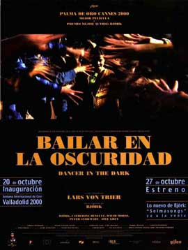 Dancer in the Dark - 27 x 40 Movie Poster - Spanish Style A
