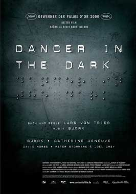 Dancer in the Dark - 11 x 17 Movie Poster - German Style A