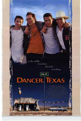 Dancer, Texas--Pop. 81 - 27 x 40 Movie Poster - Style A