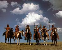 Dances with Wolves - 8 x 10 Color Photo #1