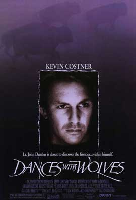 Dances with Wolves - 11 x 17 Movie Poster - Style A
