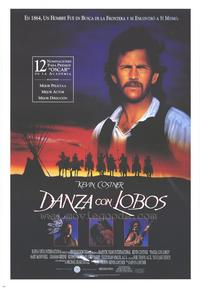 Dances with Wolves - 11 x 17 Movie Poster - Spanish Style A