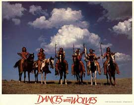 Dances with Wolves - 11 x 14 Movie Poster - Style A