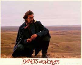 Dances with Wolves - 11 x 14 Movie Poster - Style B