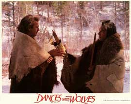 Dances with Wolves - 11 x 14 Movie Poster - Style C
