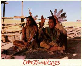 Dances with Wolves - 11 x 14 Movie Poster - Style D