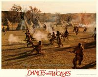 Dances with Wolves - 11 x 14 Movie Poster - Style E