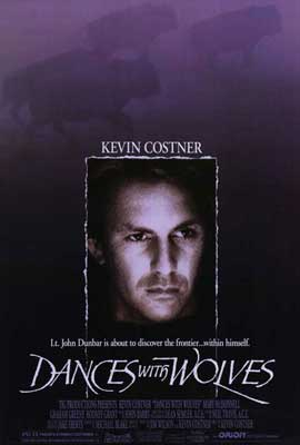 Dances with Wolves - 27 x 40 Movie Poster - Style A
