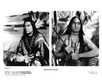 Dances with Wolves - 8 x 10 B&W Photo #2