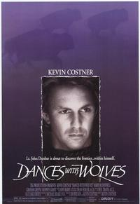 Dances with Wolves - 43 x 62 Movie Poster - Bus Shelter Style A