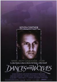Dances with Wolves - Movie Poster - 26 x 38 - Style A