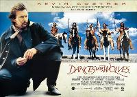 Dances with Wolves - 30 x 40 Movie Poster UK - Style A