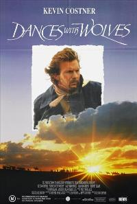 Dances with Wolves - 43 x 62 Movie Poster - Australian Style A