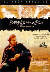 Dances with Wolves - 27 x 40 Movie Poster - Spanish Style B