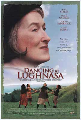 Dancing at Lughnasa - 27 x 40 Movie Poster - Style A