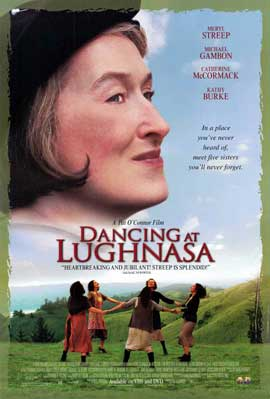 Dancing at Lughnasa - 11 x 17 Movie Poster - Style A