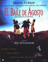 Dancing at Lughnasa - 11 x 17 Movie Poster - Spanish Style A