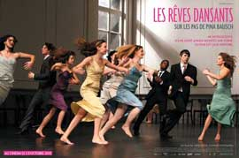 Dancing Dreams - 27 x 40 Movie Poster - French Style A