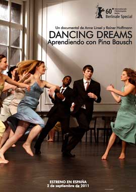 Dancing Dreams - 11 x 17 Movie Poster - Spanish Style A