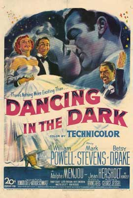 Dancing in the Dark - 27 x 40 Movie Poster - Style A