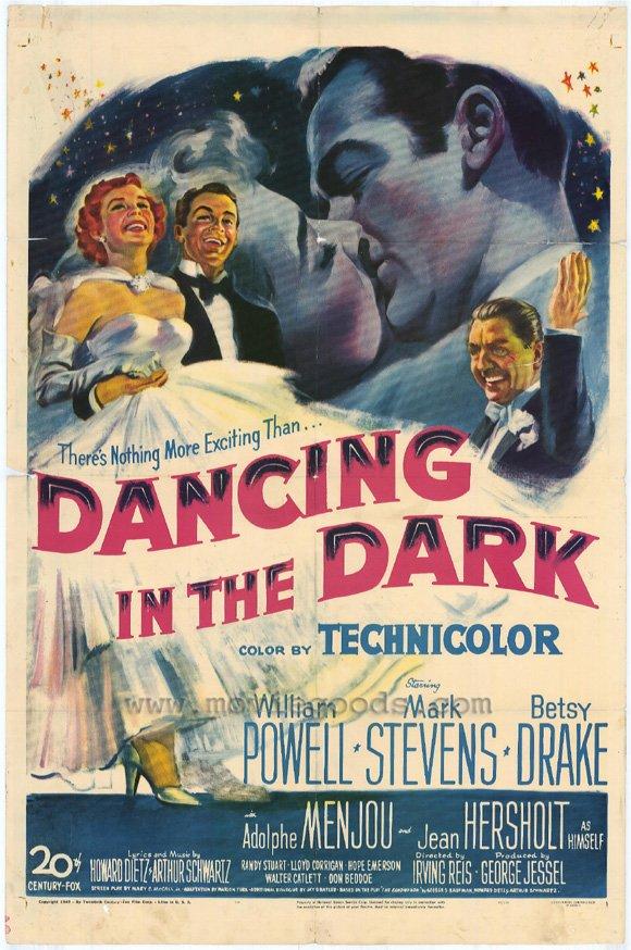 Dancing in the Dark movie