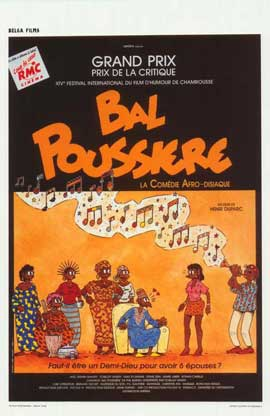 Dancing in the Dust - 27 x 40 Movie Poster - Belgian Style A
