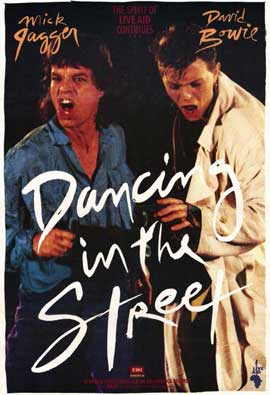 Dancing in the Street - 11 x 17 Movie Poster - Style A