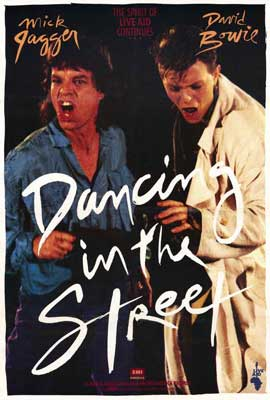 Dancing in the Street - 27 x 40 Movie Poster - Style A