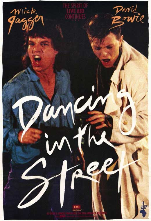 Dancing In The Street – Getting The Bug