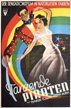 Dancing Pirate - 11 x 17 Movie Poster - German Style A