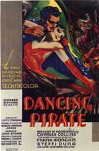 Dancing Pirate - 11 x 17 Movie Poster - Style A