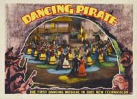 Dancing Pirate - 11 x 14 Movie Poster - Style B
