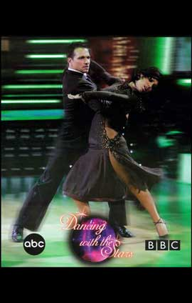 Dancing with the Stars - 11 x 17 TV Poster - Style B