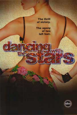 Dancing with the Stars - 27 x 40 TV Poster - Style B