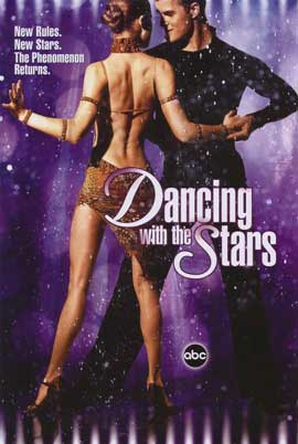 Dancing with the Stars - 11 x 17 TV Poster - Style C