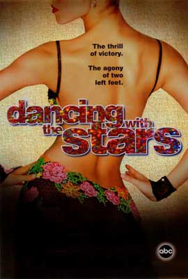 Dancing with the Stars - 11 x 17 TV Poster - Style D