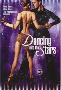 Dancing with the Stars - 43 x 62 Movie Poster - Bus Shelter Style A