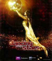Dancing with the Stars - 11 x 14 TV Poster - Style A