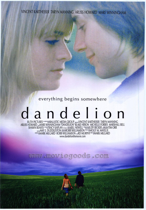 Dandelion - 27 x 40 Movie Poster - Style A