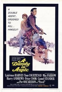 Dandy in Aspic - 11 x 17 Movie Poster - Style A