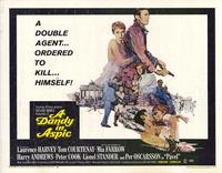 Dandy in Aspic - 22 x 28 Movie Poster - Half Sheet Style A