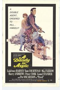Dandy in Aspic - 27 x 40 Movie Poster - Style A